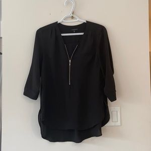 Dynamite blouse 3/4 sleeve